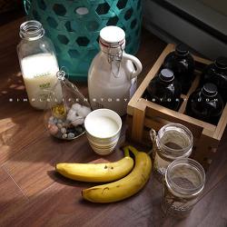 [GM 다이어트] Day 4 : 바나나 + 우유(유제품) 먹기