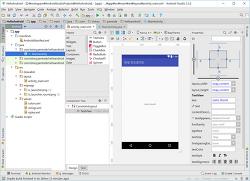안드로이드 앱 개발 - 프로젝트 폴더 기본 구조