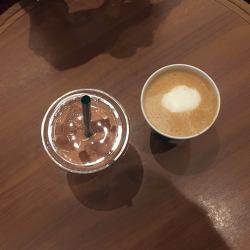 7월, 커피한잔