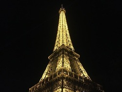 [버락킴의 파리 여행기] 3. 에펠탑 전망대, 파리의 야경에 취하다