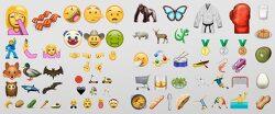 iOS10 버전 새로운 이모티콘 88개, iOS9 아이폰에서 사용하는 방법