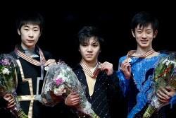 남자 - 우노 쇼마 우승, 진보양 2위