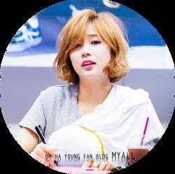 20150813 부산 팬싸인회 에이핑크 오하영