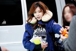 141115 김포공항 도착