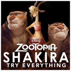 Try Everything - Shakira / 2016