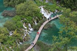 [크로아티아 여행] 요정이 튀어나올듯, 플리트비체 국립공원
