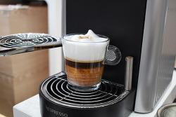 네스프레소 기업용 커피머신 네스프레소 타워 솔루션 자동판매