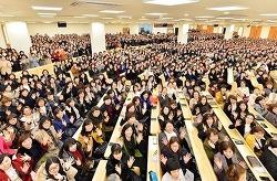 서부산 사하 하나님의교회 헌당예배