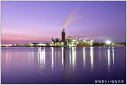 인천 중구 북성포구 야경