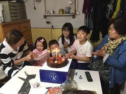 엄마 생신 파티 (2016.10.23)