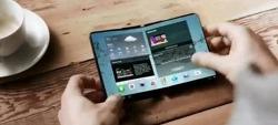 삼성 접는폰, 기존에 볼 수 없었던 새로운 스마트폰 출시되나?