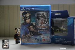 PS4 진삼국무쌍7 엠파이어스 오픈케이스