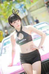 2013 대구모터쇼 단발머리 귀요미  MODEL: 연다빈 (9-PICS)