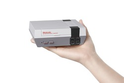 닌텐도 NES 클래식 에디션 공개, 이건 질러야해
