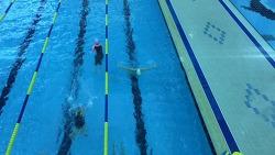 마곡레포츠센터 수영 마지막 강습날 (2016.11.26)