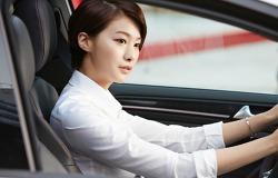 유인영, 폭스바겐코리아 '신형 골프 GTI' 모델 발탁.