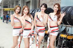 2016 CJ 슈퍼레이스 금호타이어 팀 (문가경 & 유진 & 최별하 & 이효영)