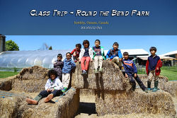Class Trip - Round the Bend Farm (2015.05.22)