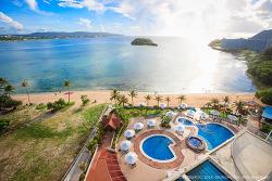 괌 여행의 시작! 온워드 비치 리조트 , 라 프리미어