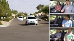 ■운전석 아무도 없는 완전 자율주행 택시, 구글이 내놨다■