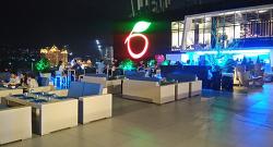 [필리핀 여행(세부 맛집) 루프탑 레스토랑 블루엘리펀트