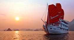 하롱베이 추천 럭셔리 크루즈 아프로디테 크루즈 Aphrodite Cruise [ 베트남 하롱베이]