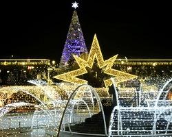 에버랜드 크리스마스 판타지 축제의 시작, 트리 점등식에 가다!