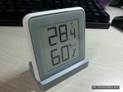 Banggood 구매 : Xiaomi Mijia E-ink 온도/습도계