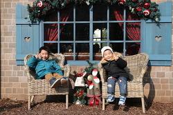 여섯살 친구들의 미리 미리~ 크리스마스!