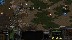 스타크래프트 리마스터 리플레이 파일(이영호 테란 vs 허영무 프로토스) 맵 파이썬