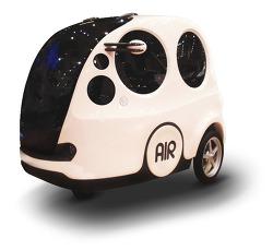 친환경 자동차의 미래, 전기차가 아닌 공기로 가는 자동차? (TaTa Airpod)