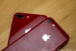 [Hands-on] 아이폰 8 (PRODUCT)RED 스페셜 에디션: (에이즈 퇴치에 도움이 되는) 빨간 맛