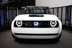 아날로그와 디지털의 결정체 혼다 어반! 전기차 고속충전 시대! Honda Urban