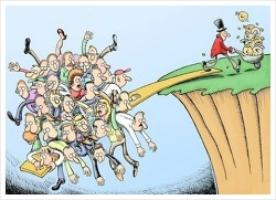 힘의 논리를 정당화 시키는 교육...왜?
