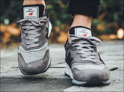 """WOOLRICH x New Balance 997 """"Made in USA"""" - Winter 2017 