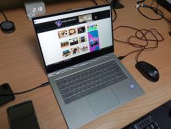 인텔 성능저하 패치 전후 성능 비교 인텔 8세대 CPU 노트북