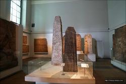 <런던>대영박물관 - 살만에셀3세의 블랙 오벨리스크와 앗수르의 역사