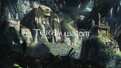 와콤 신티크프로 24 X 게임 '테라' 컨셉 아티스트의 만남