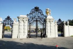 오스트리아 빈 여행 첫째날. 벨베데레 궁전, 슈테판 대성당, 쇤부른 궁전