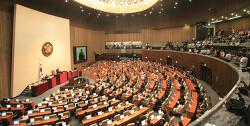 국회 보좌진 문제 국회의원에 관한 법은 국회의원이 법을 제정 못하게 해야됨
