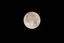 [20171204]안녕, 난 2017년중 가장 큰 보름달 '슈퍼문'이야!
