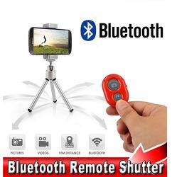 스마트폰 카메라 셔터 블루투스 리모컨(Camera Bluetooth Shutter)
