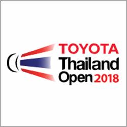 2018 태국오픈 배드민턴 월드투어 500 프리뷰