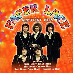 [119] 페이퍼 레이스(Paper Lace)의 두 곡