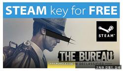 12/1 스팀 PC 게임 The Bureau: XCOM Declassified 한시적 무료 고독한 강월드 기묘한 게임 (Brutal Legend FREE Steam)