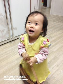 [육아+13M] 나도 핸드백 좋아하는 여자라구!!
