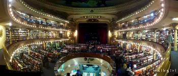 DAY 05: 책방이 된 공연장, El Ateneo