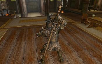 Skyrim Mod: Dragon Bone Weapon Pack v2