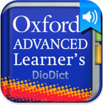 [iOS app] 옥스포드 영영사전 Oxford Advanced Learner's Dictionary