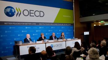 2014 OECD 주요국 연간 노동시간 순위 TOP 10